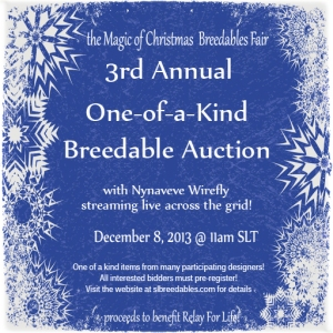 OOAK Breedable Auction 2013