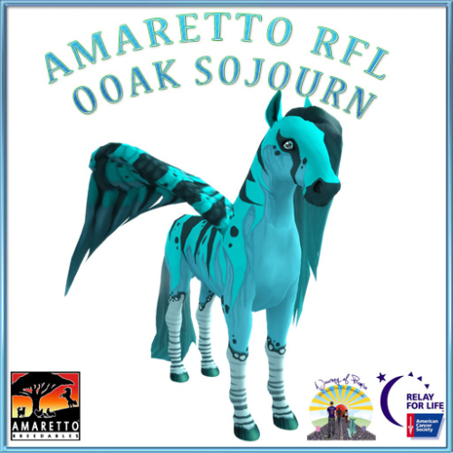 Amaretto Ranches OOAK Sojourn