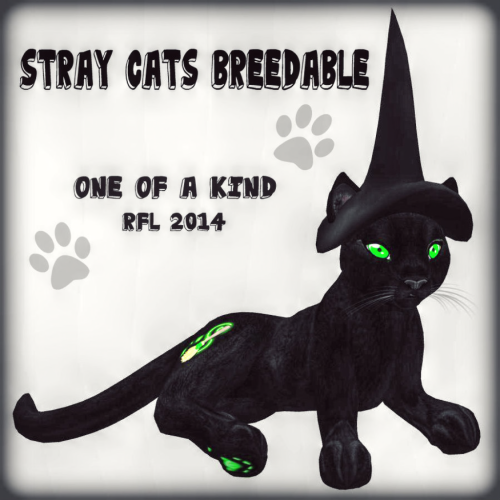 Stray Cats Breedables